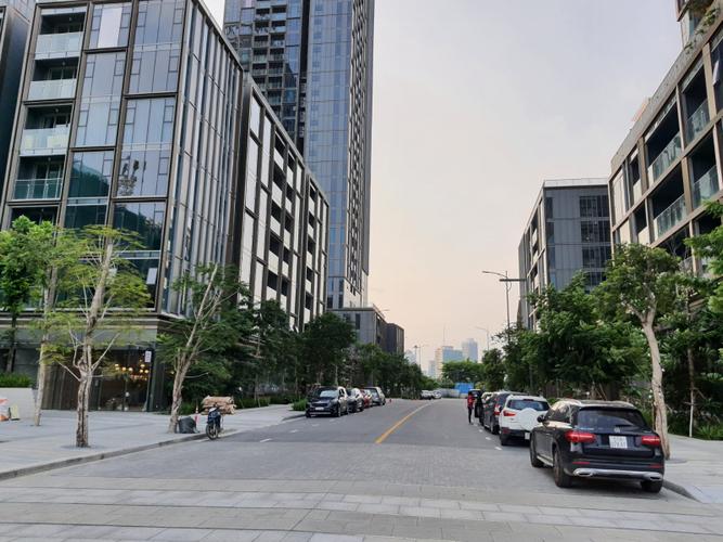 Căn hộ Empire City, Quận 2 Căn hộ Empire City tầng 5 thiết kế kỹ lưỡng, đầy đủ nội thất.