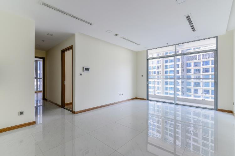 Căn hộ hạng sang Vinhomes Central Park tầng 45 diện tích 126m2 rộng thoáng.