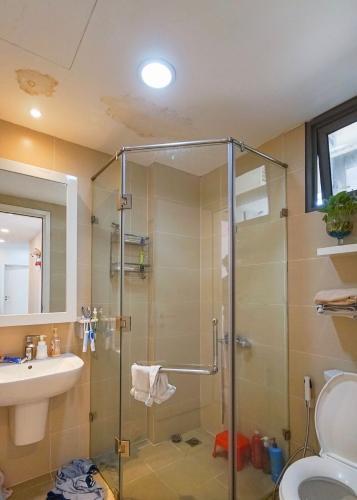 Phòng tắm căn hộ Masteri Thảo Điền, Quận 2 Căn hộ tầng 6 Masteri Thảo Điền view thoáng mát, nội thất cơ bản.
