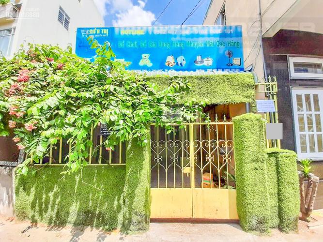 Mặt tiền nhà phố Quận Thủ Đức Nhà phố cấp 4 diện tích 70m2 vuông đẹp, gần ngã tư Bình Thái.