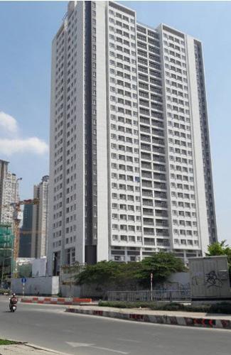 Căn hộ Riverside 90, Quận Bình Thạnh Căn hộ tầng 24 Riverside 90 diện tích 50m2, không gian thoáng đãng.