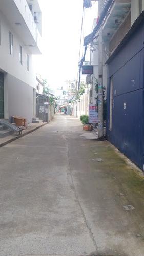 Bản vẽ nhà phố Quận 7 Nhà phố diện tích 90m2 kết cấu 1 trệt 1 lầu kiên cố, cách đường chính 50m.