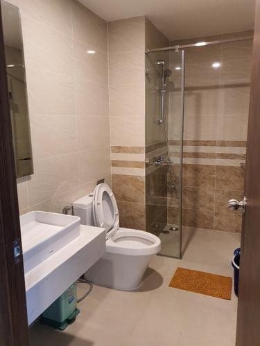 Căn hộ Saigon Royal, Quận 4 Căn hộ Saigon Royal tầng 12 cửa hướng Tây nam, đầy đủ nội thất.