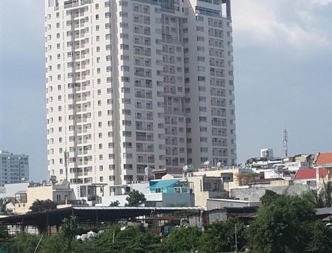 Penthouse Chung cư Phú Mỹ, Quận 7 Penthouse Chung cư Phú Mỹ tầng 22, view thành phố tuyệt đẹp.