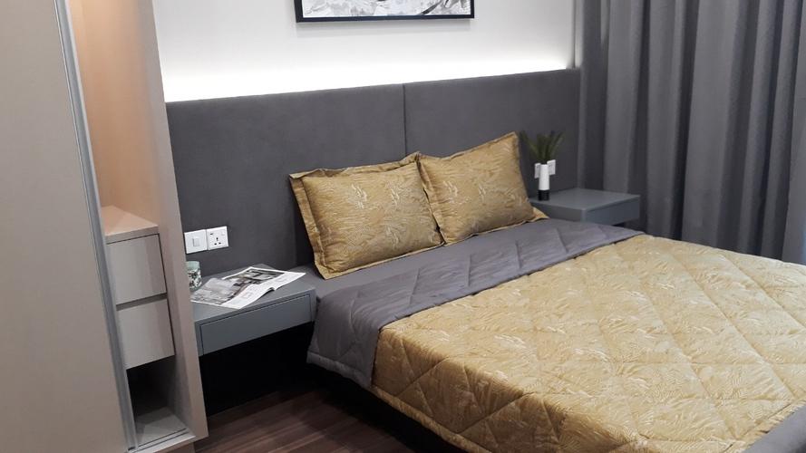 Phòng ngủ căn hộ Empire City, Quận 2 Căn hộ Empire City tầng 4 thiết kế 1 phòng ngủ, đầy đủ nội thất.