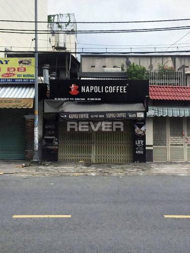 Mặt tiền nhà phố Quận Bình Thạnh Nhà phố mặt tiền đường Nguyễn Xí, kết cấu 1 trệt, 1 lầu kiên cố.