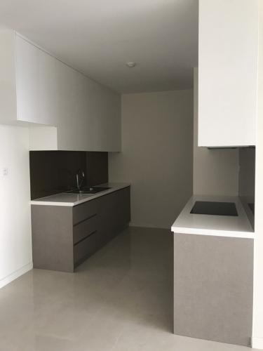 khu vực bếp căn hộ Masteri Millennium Căn hộ Masteri Millennium đầy đủ nội thất, ban công hướng Tây Nam.