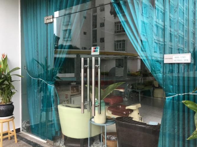 Bên ngoài shophouse Phú Hoàng Anh Shophouse chung cư Phú Hoàng Anh, đầy đủ nội thất.