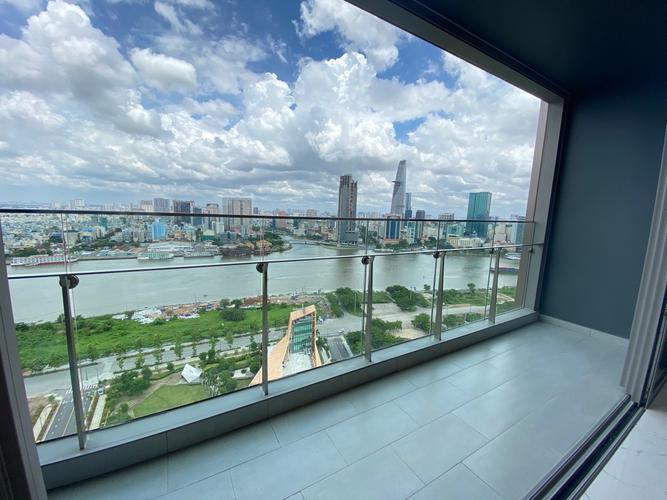 View căn hộ Empire City, Quận 2 Căn hộ tầng 26 Empire City diện tích 127.03m2, bàn giao nội thất cơ bản.