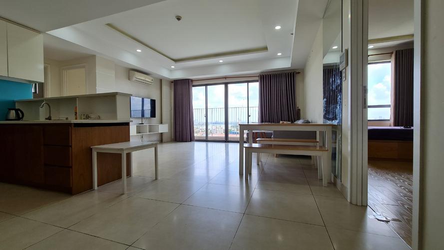 Căn hộ Masteri Thảo Điền, Quận 2 Căn hộ Masteri Thảo Điền tầng 12 diện tích 93.8m2, đầy đủ nội thất.