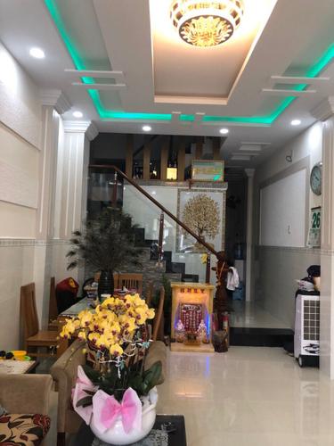 Nhà phố hẻm rộng 7m đường An Dương Vương, khu vực dân cư hiện hữu.
