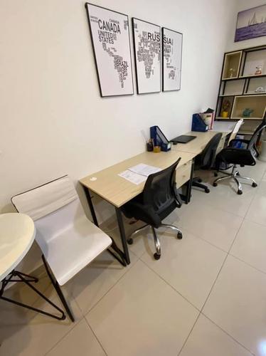 Căn hộ Sunrise CityView, Quận 7 Officetel Sunrise Cityview tầng 6 diện tích 42.1m2, nội thất cơ bản.