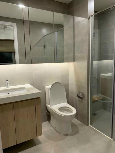 nhà tắm căn hộ Estella Heights CHO THUÊ CĂN HỘ- ESTELLA HEIGHTS
