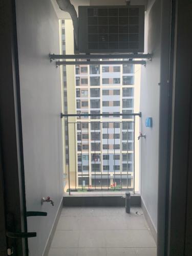 View căn hộ Vinhomes Grand Park, Quận 9 Căn hộ Vinhomes Grand Park tầng 33 view trường học, nội thất cơ bản.