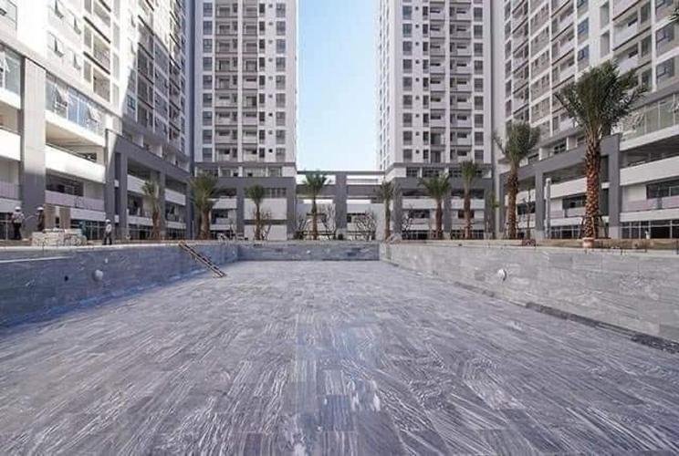 Căn hộ Q7 Boulevard quận 7 Căn hộ Q7 Boulevard diện tích 57m2, ban công hướng Đông