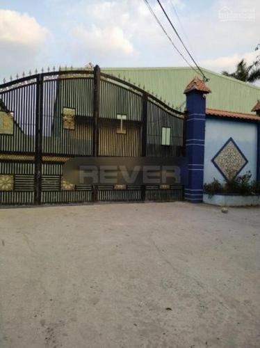 Mặt tiền Kho xưởng Đường Long Phước, Quận 9 Nhà xưởng kho bãi diện tích 1800m2, đường xe Container rộng rãi.
