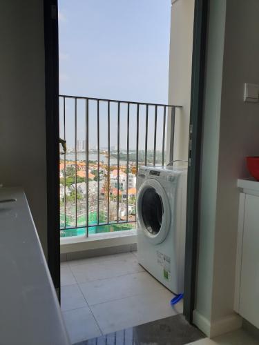 Căn hộ Masteri An Phú , Quận 2 Căn hộ Masteri An Phú tầng trung thiết kế sang trọng, nội thất đầy đủ.