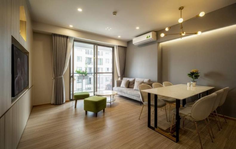 Nội thất Saigon South Residence Căn hộ Saigon South Residence tầng 5 có 3 phòng ngủ, đầy đủ tiện ích.