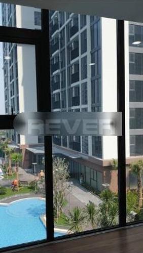View căn hộ Eco Green Saigon, Quận 7 Căn hộ Eco Green Saigon tầng 5 nội thất cơ bản, tiện ích đa dạng.