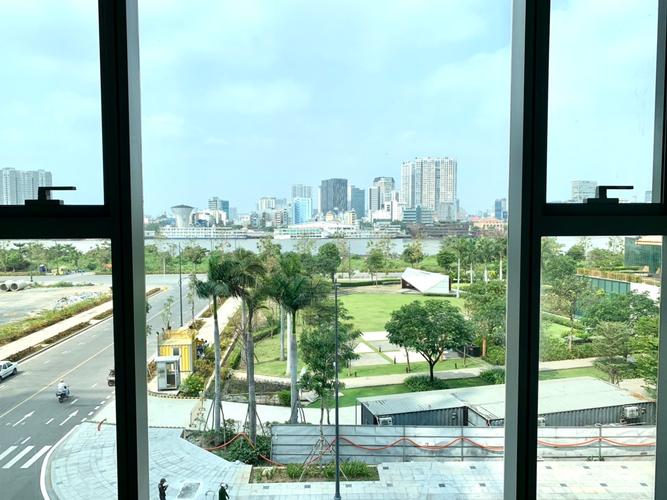 Căn hộ Empire City view thành phố, nội thất cơ bản.