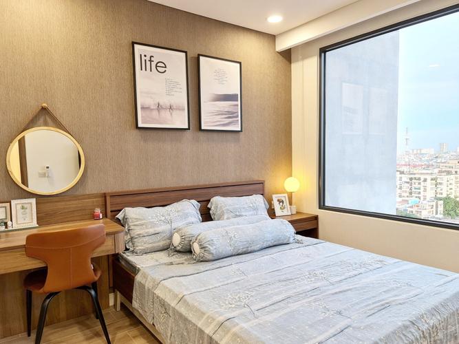 Căn hộ Kingdom 101, Quận 10 Căn hộ tầng 12A Kingdom 101 diện tích 73m2, đầy đủ nội thất hiện đại.