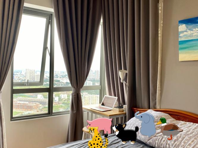 Phòng ngủ căn hộ Masteri Thảo Điền, Quận 2 Căn hộ Masteri Thảo Điền đầy đủ nội thất, tiện ích cao cấp.