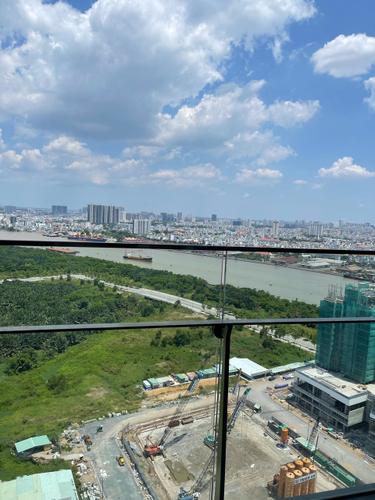 View căn hộ Empire City, Quận 2 Căn hộ hạng sang Empire City tầng 29 view đón gió thoáng mát, nội thất cơ bản.