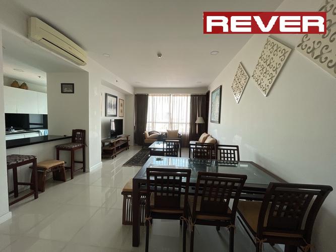 Căn hộ Sunrise City tầng 6, đầy đủ nội thất và tiện ích cao cấp.
