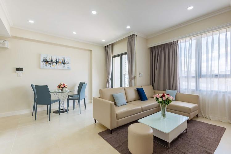 Căn hộ Masteri Thảo Điền, Quận 2 Căn hộ Masteri Thảo Điền tầng 9 diện tích 70.7m2, đầy đủ nội thất.