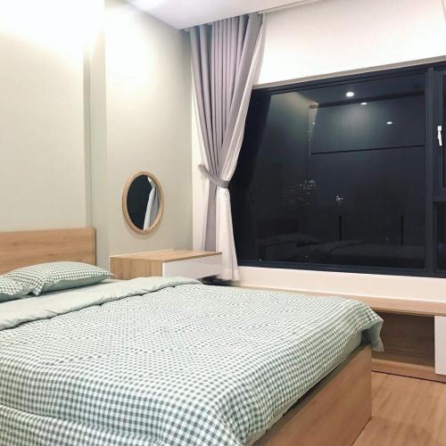 phòng ngủ căn hộ New City Thủ Thiêm BÁN VÀ CHO THUÊ 1PN- NEW CITY THỦ THIÊM