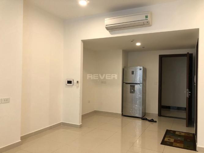 Không gian căn hộ The Tresor, Quận 4 Căn hộ Officetel The Tresor tầng thấp, nội thất cơ bản.