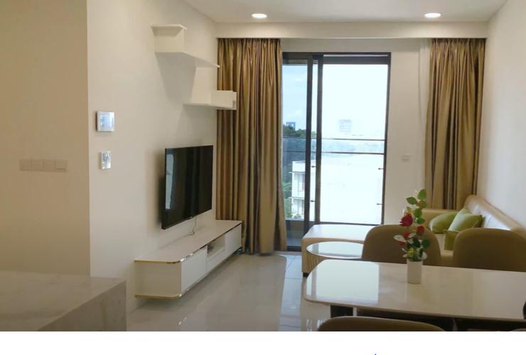 Căn hộ Kingdom 101, Quận 10 Căn hộ Kingdom 101 tầng 7 có 2 phòng ngủ, view đón gió thoáng mát.