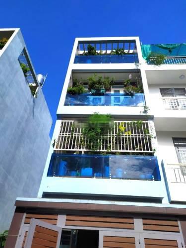 Nhà phố hẻm xe hơi đường Nguyễn Thái Sơn, diện tích 58m2 vuông đẹp.