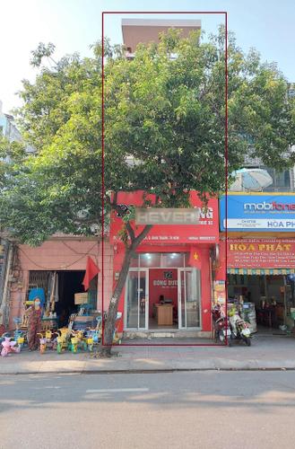Nhà phố Quận Bình Thạnh Nhà phố nằm tại khu vực dân cư đông đúc, kết cấu 1 trệt, 2 lầu và sân thượng.