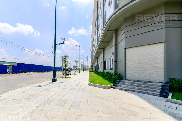 Lộ Giới Cho thuê office-tel Thủ Thiêm Lakeview 3PN, diện tích 103m2, nở hậu