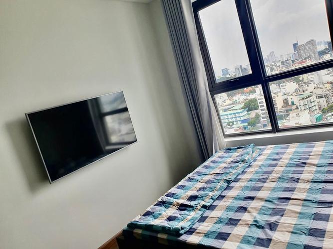 Căn hộ HaDo Centrosa Garden, Quận 10 Căn hộ HaDo Centrosa Garden tầng 17 có 2 phòng ngủ, đầy đủ nội thất.