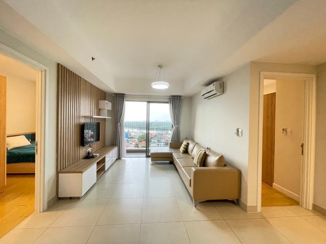 Căn hộ Masteri Thảo Điền, Quận 2 Căn hộ Masteri Thảo Điền tầng 15 thiết kế 2 phòng ngủ, đầy đủ nội thất.