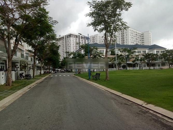 Tiện ích khu biệt thự Quận 9 Biệt thự dự án Merita Khang Điền kết cấu 3 tầng kiên cố, đầy đủ nội thất.