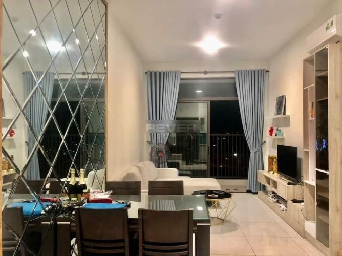 Căn hộ Jamila Khang Điền tầng 5 view thoáng mát, đầy đủ nội thất.