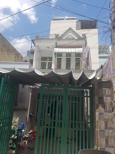 Nhà phố cách mặt tiền Lê Văn Khương chỉ 70m, kết cấu 1 trệt, 1 lầu chắc chắn.