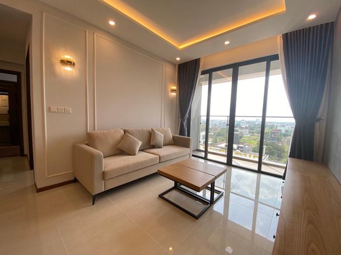 Căn hộ One Verandah tầng 7 thiết kế sang trọng, view sông thoáng mát.