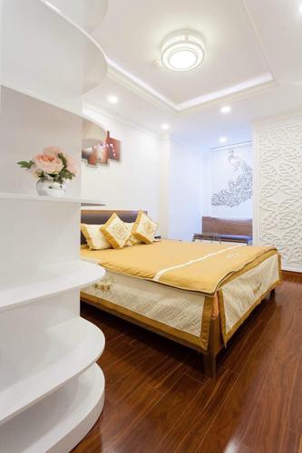 Căn hộ Orchard Garden tầng 5 thiết kế kỹ lưỡng, đầy đủ nội thất.