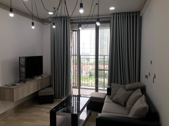 Nội thất Saigon South Residence Căn hộ Saigon South Residence tầng 8, thiết kế hiện đại đầy đủ nội thất.