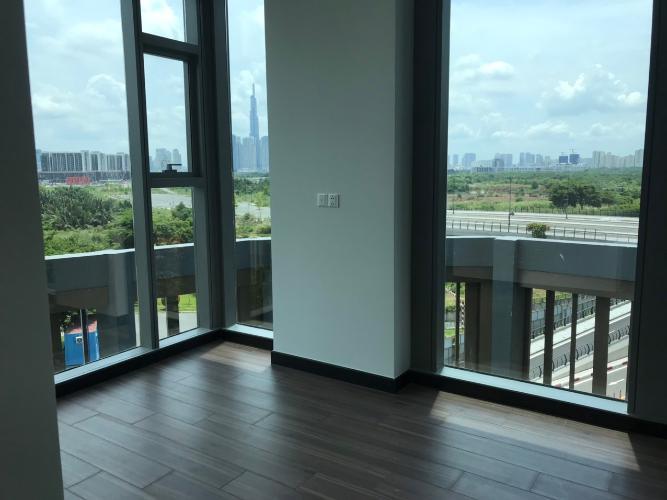 Không gian căn hộ Empire City, Quận 2 Căn hộ Empire City tầng 5 nội thất cơ bản, tiện ích đầy đủ.