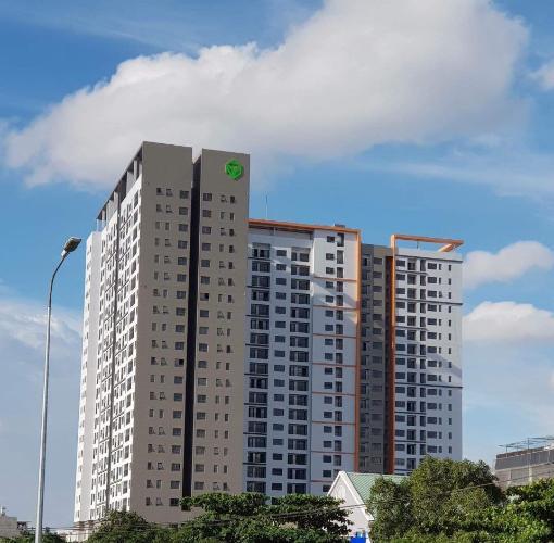 Officetel Wilton Tower, Quận Bình Thạnh Officetel Wilton Tower tầng 2 diện tích 38.9m2, nội thất cơ bản.