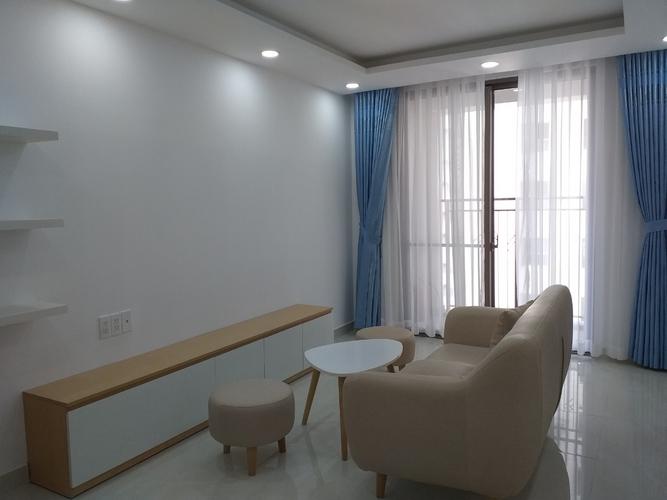 Nội thất Saigon South Residence Căn hộ tầng 19 Saigon South Residence có 2 phòng ngủ, đầy đủ nội thất.