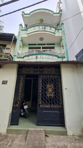 Nhà phố mặt tiền đường Lê Đình Thám, diện tích 93.3m2 nở hậu gần 7m.