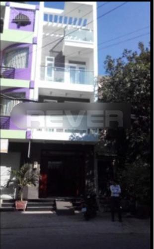 Mặt tiền nhà phố Quận 8 Nhà phố hướng Đông Nam mặt tiền đường Trần Thị Nơi, diện tích 80m2.