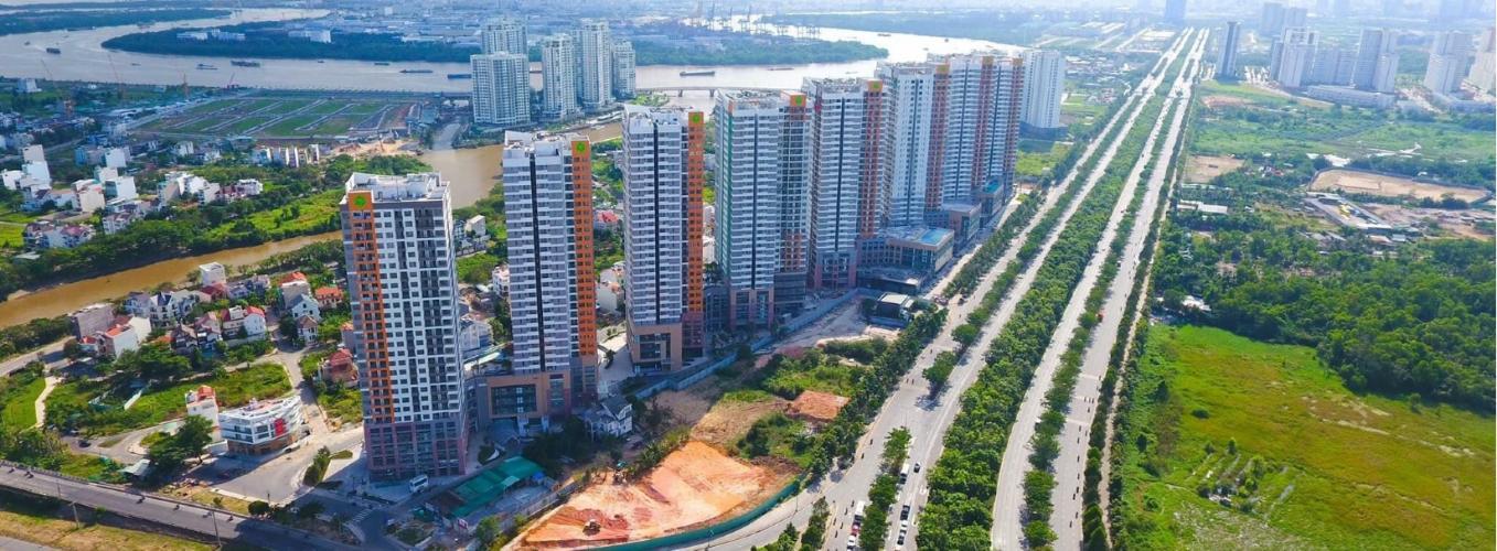 The Sun Avenue, Quận 2 Officetel The Sun Avenue tầng 13 diện tishc 51m2, đầy đủ nội thất cao cấp.