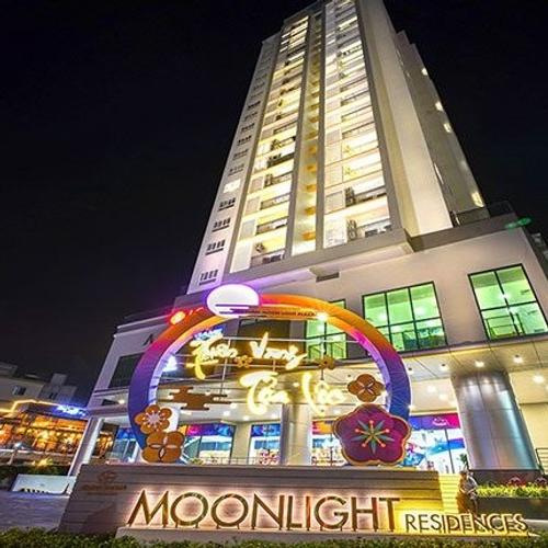 Căn hộ Moonlight Residence, Quận Thủ Đức Căn hộ Moonlight Residence tầng 8 diện tích 69.69m2, nội thất cơ bản.